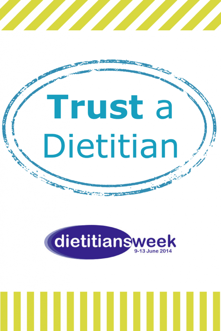 Dietitians Week